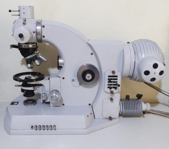Microscopio De Fluorescencia Carl Zeiss Made In West Germany