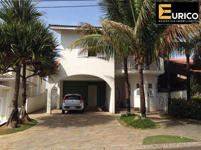 Casa À Venda No Condomínio Terras Do Caribe Em Valinhos - Ca01092 - 33103159