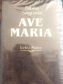 Bíblia Sagrada - Ave Maria ( Letra Maior )
