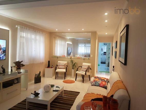 Casa Com 3 Dormitórios À Venda, 108 M² Por R$ 480.000 - Condomínio Rio Tocantins - Itu/sp - Ca3445