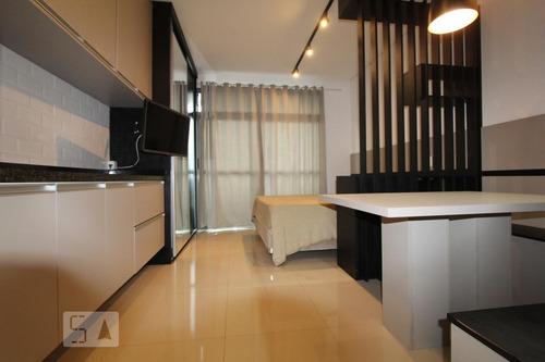 Imagem 1 de 15 de Apartamento Para Aluguel - Rebouças, 1 Quarto,  29 - 893241137