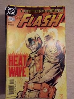 The Flash Vol 2 #218