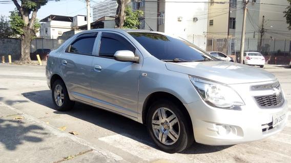 Chevrolet Cobalt 1.4 Ls 8v Unico Dono 2013/2013