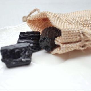 Kit Proteccion Turmalina Negra X 3 Gemoterapia Talisman