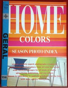 Livro Internacional Stock Photos - Home Colors Geral Nº 156