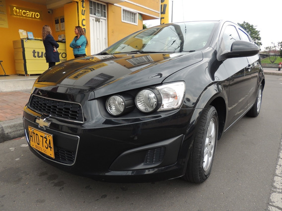 Chevrolet Sonic Hb 1.6 Aa Mt 2ab Abs Fe