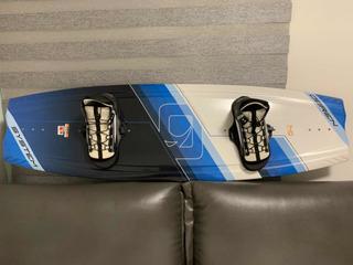 Tabla Wakeboard Obrien 140 Cm Seminueva Con Botas.