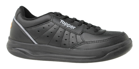 Zapatillas Topper C Tennis X Forcer Hombre Ng/gr