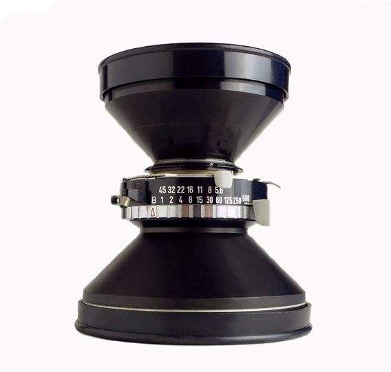Objetiva Lente Super Angulon 90mm F/5.6 - Excelente