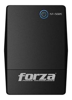 Ups Regulador Forza Nt-502c 500va 250w 4 Salidas 3 En Línea