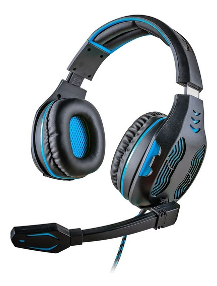 Fone Headset Gamer Mymax Som 5.1 Centauro Usb Led Top K726x