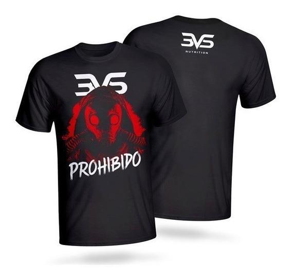 Camiseta Prohibido 3vs