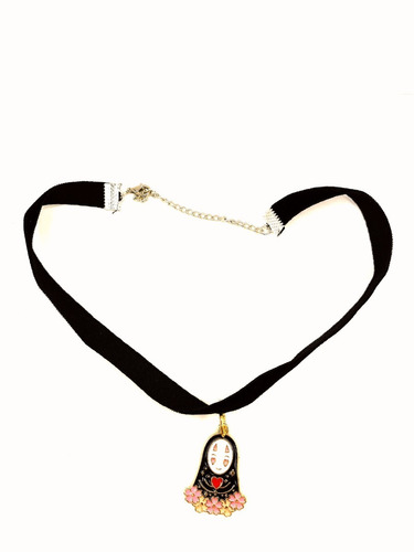 Collar Terciopelo Sin Cara, Viaje De Chihiro