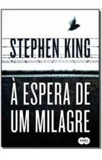 Livro A Espera De Um Milagre Stephen King