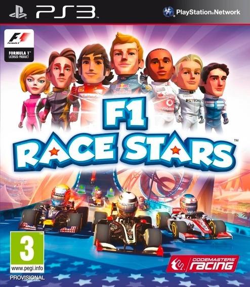 F1-race Stars Ps3 - Leia Descrição