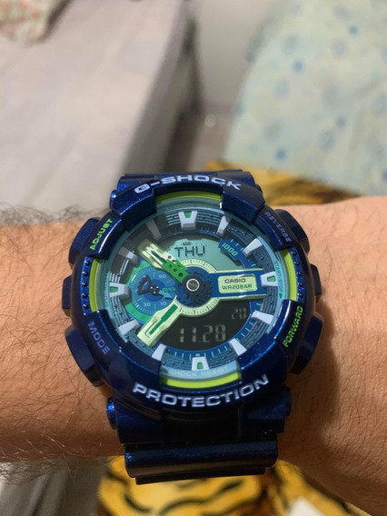 Relógio Masculino Casio G-shock Ga-110mc-2