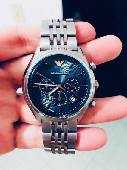 Relógio Emporio Armani Masculino Classic - Ar1974/1an