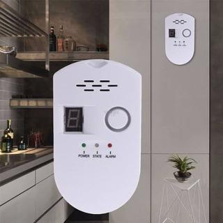 Detector De Gas Natural De La Alarma Del Escape Sensor Del P