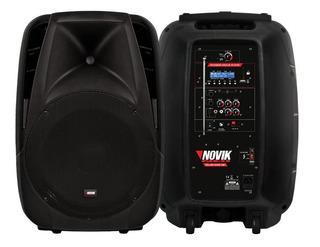 Parlante Inalmabrico Novik Rolling Sound Bt 10 Microfono