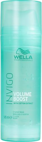 Máscara Wella Volume Boost Crystal Mask 145ml C/ Nf Original