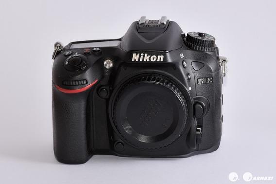 Câmera Nikon D7100 - Somente O Corpo