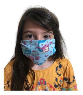 Mascara N95 Tecido Infantil Anti Virus Preço Justo Rafalice