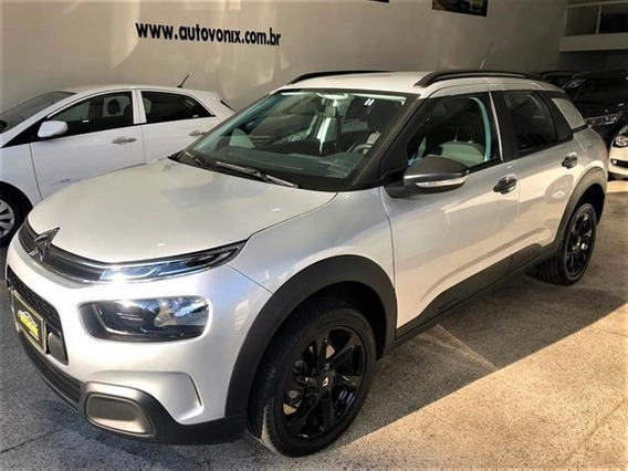 Citroen C4 Cactus Feel Pack 1.6 Flex Aut. 2019-oportunidade