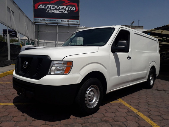 Nissan Nv 2500 2103 Color Blanca