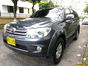 Toyota Fortuner Sr5 4x4 At 2700cc Aa 2ab Abs