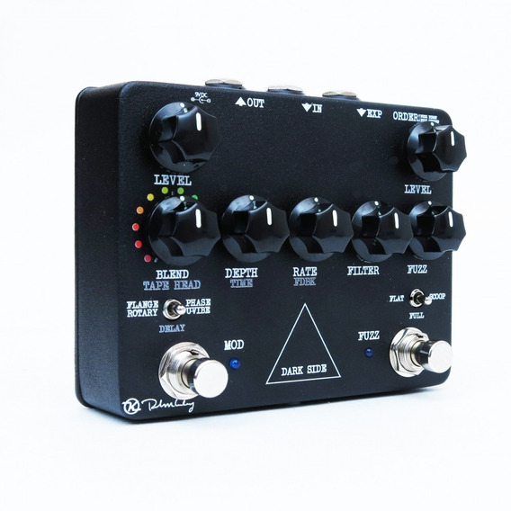 Dark Side Delay Fuzz Rotary Flanger Keeley Electronics Pedal