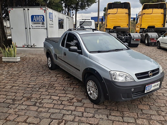 Chevrolet Montana 1.8 Mpfi Conquest Cs 8v Flex 2p Manual