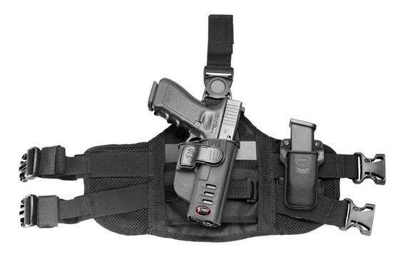 Muslera-pistolera Fobus Universal Ex Nd- Con Porta Paleta