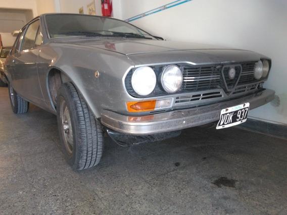 Alfa Romeo Gtv Alfetta 2.0