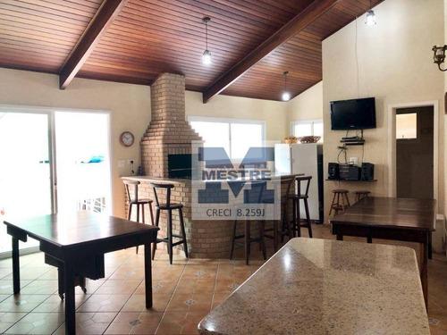Imagem 1 de 18 de Casa Com 4 Dormitórios À Venda, 350 M² Por R$ 1.480.000,02 - Arujá - Arujá/sp - Ca0366