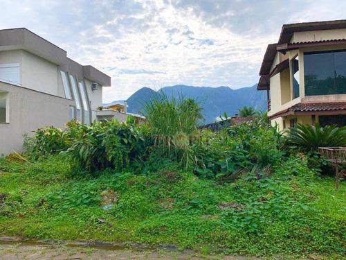 Terreno À Venda, 432 M² Por R$ 300.000,00 - Morada Praia - Bertioga/sp - Te0115