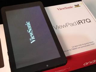 Tablet Viewsonic Viewpad Ir7q Usada. Arranca Y Se Cuelga