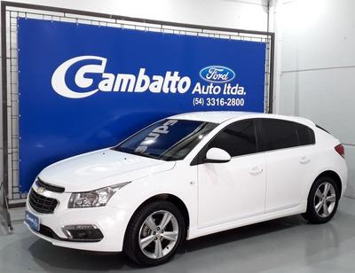 Chevrolet Cruze Lt 1.8 Hatch Aut 2016 Branca Flex
