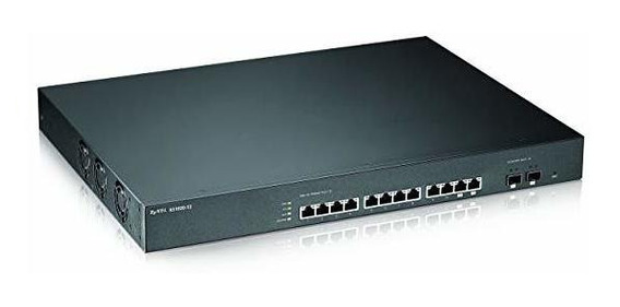 Switch Zyxel 10 Port 1000 10g-base-t Smart Managed Plus 2 ®