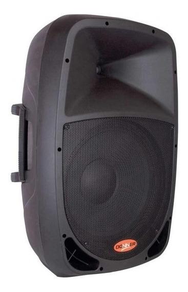 Caixa Passiva Donner Dr1515 P 350watts Nca + Xms1202d