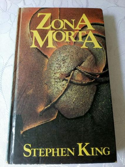 Livro Zona Morta Stephen King