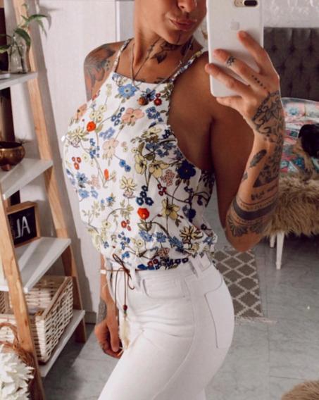 Remera Blusa Dama Mujer Art 7129