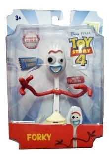 Toy Story 4 Muñeco Articulado 13 Cm Forky Woody Buzz Disney