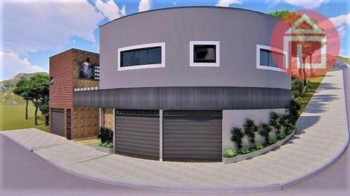Imagem 1 de 11 de Prédio À Venda, 280 M² Por R$ 850.000,00 - Cidade Planejada I - Bragança Paulista/sp - Pr0029