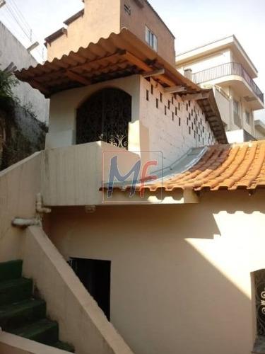 Imagem 1 de 22 de Ref 10.732 Excelente Casa Térrea Bairro V. Bela, 2 Dorms Sendo 1 Suíte, 4 Vagas, 100 M² A.c. , 297 M² Terreno. Permuta Só Em Florianópolis. - 10732