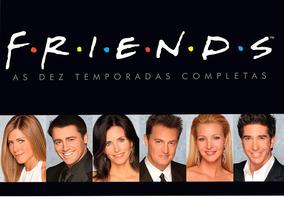 Friends 1ª A 10ª Temporadas Dublado E Legendado Completo !!