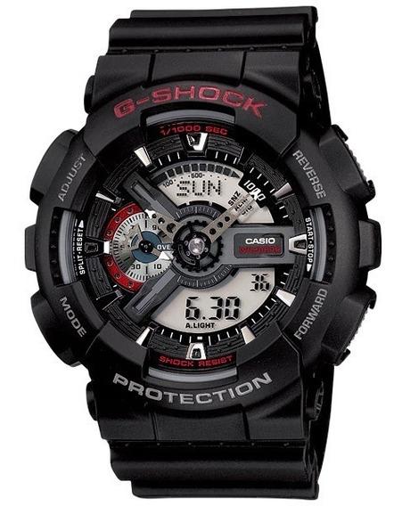 Relógio Casio G Shock Ga-110-1adr + Frete