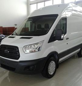 Ford Transit Furgon 2.2 Linea Nueva, Anticipo Y Cuotas (av)