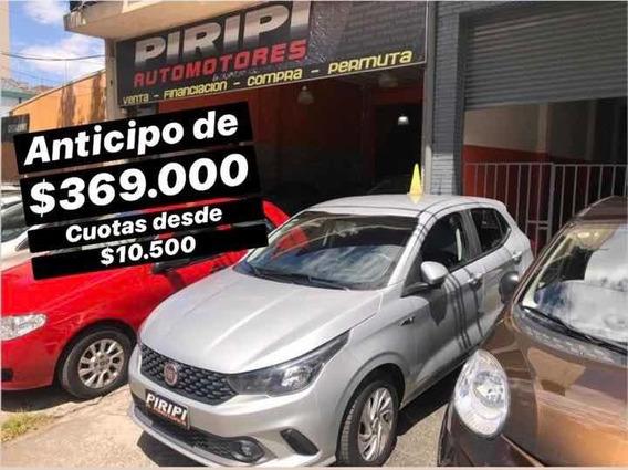 Fiat Argo 1.3 Drive Gse Manual 2018, $369.999 Y Ctas Yaaaaaa