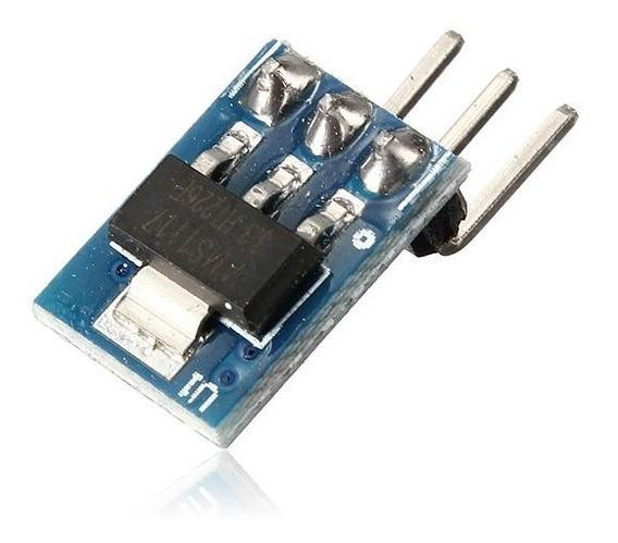 Módulo Redutor Regulador De Tensão De 5v Para 3.3v Ams1117