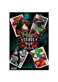 Juego De Mesa Poker Assault Case